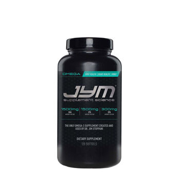 Jym omega jym gnc for Jym fish oil