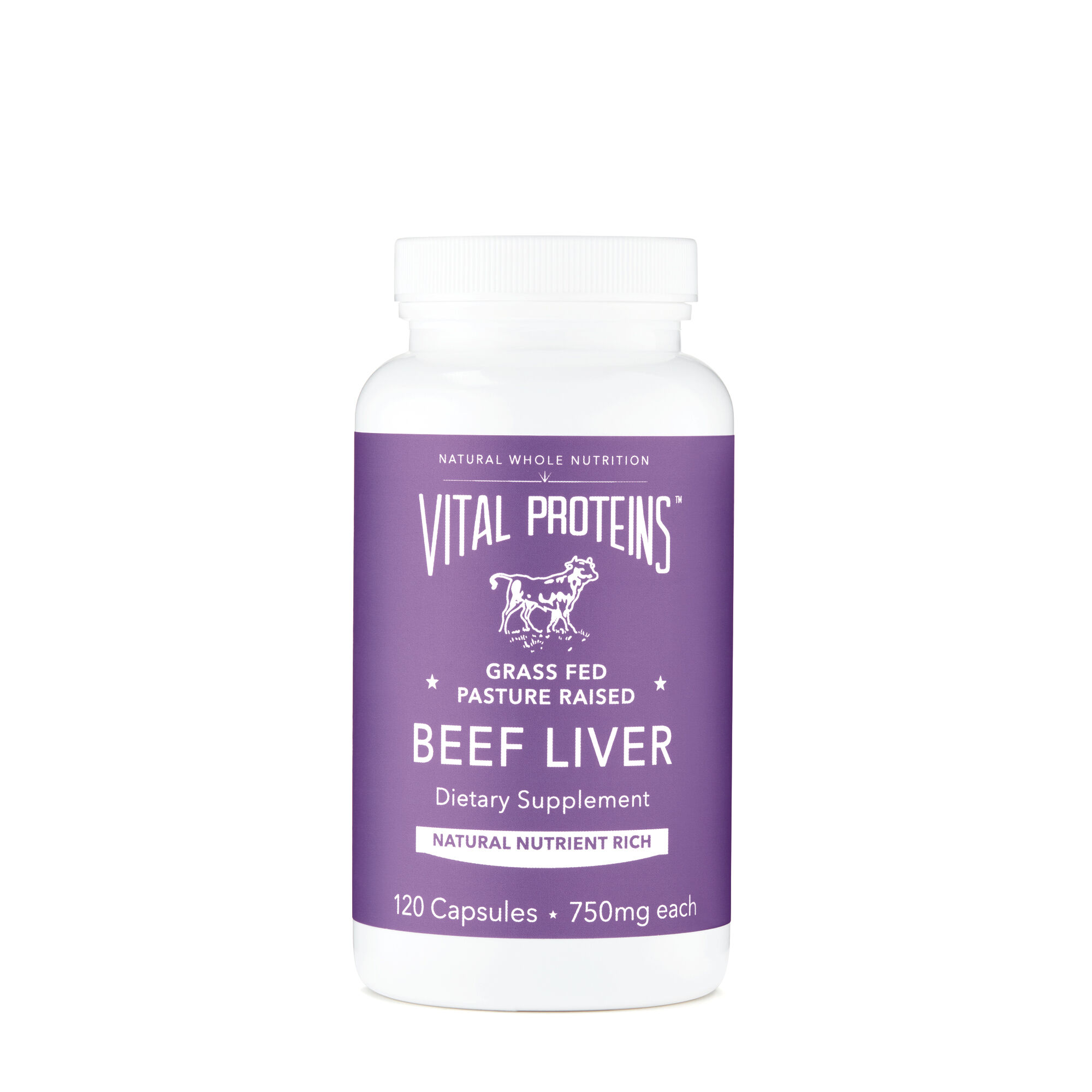 Vital Proteins® Beef Liver   GNC