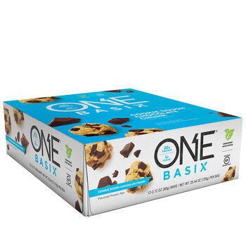 Basix - Cookie Dough Chocolate ChunkCookie Dough Chocolate Chunk | GNC