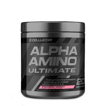 Alpha Amino™ Ultimate - Strawberry CoconutStrawberry Coconut | GNC