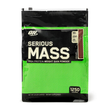 Serious Mass - ChocolateChocolate | GNC