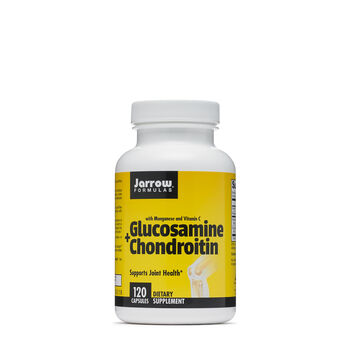 Glucosamine + Chondroitin | GNC