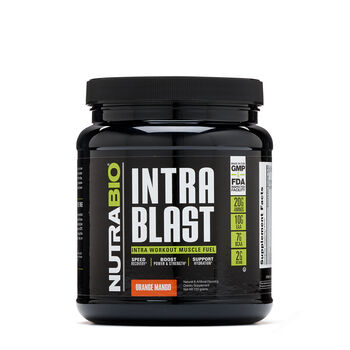 Intra Blast - Orange Mango   GNC