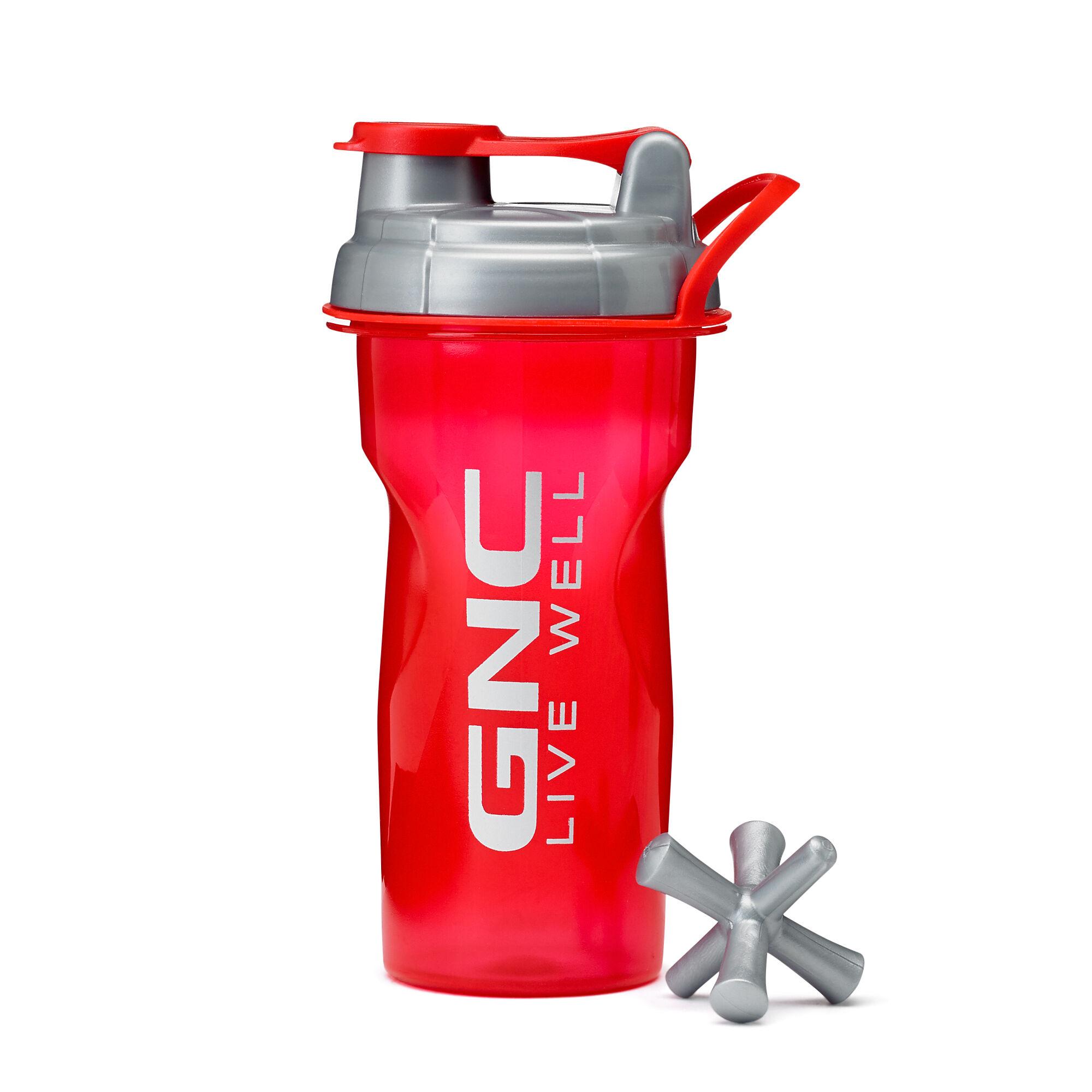 GNC 28oz JAXX™ Shaker Cup - Red