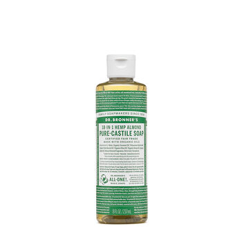 Pure-Castile Liquid Soap - Almond | GNC