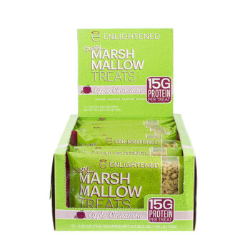 Crispy Marsh Mallow Treats - Apple CinnamonApple Cinnamon | GNC