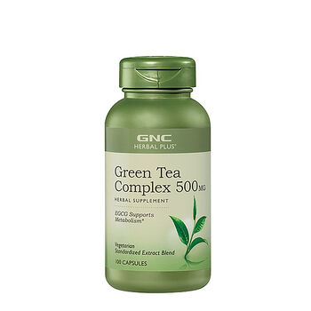 Green Tea Complex 500 MG (California Only) | GNC