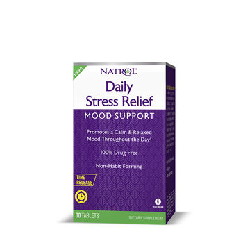 Daily Stress Relief Mood Support | GNC