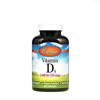 Vitamin D3 - 5000 IU | GNC