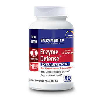 Enzyme Defense™ Extra Strength | GNC