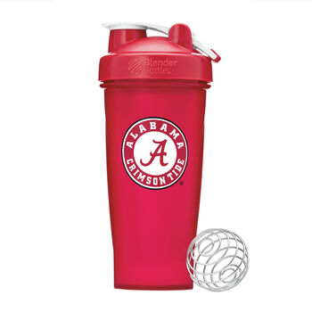 Collegiate Shaker Bottle- AlabamaAlabama - Red | GNC
