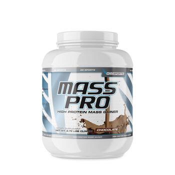 Mass Pro High Protein Mass Gainer- ChocolateChocolate | GNC
