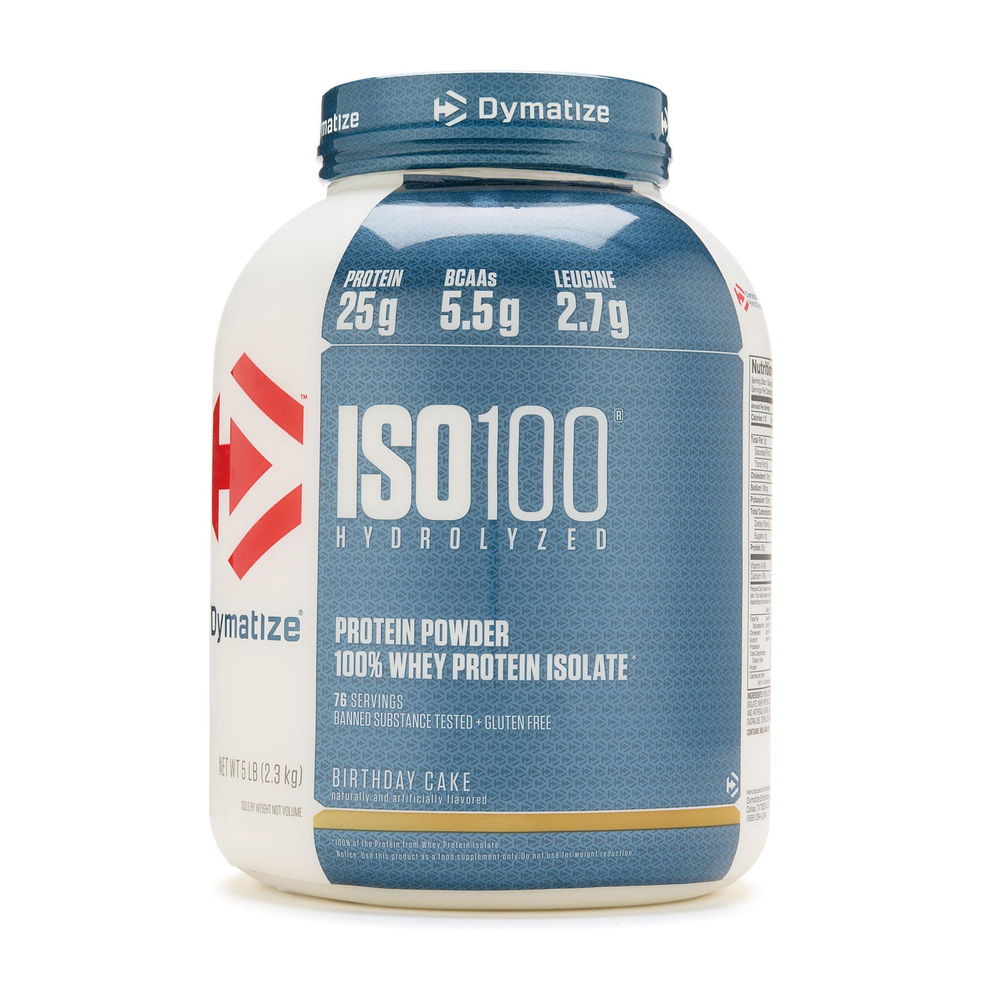 DymatizeR Nutrition ISOo100R