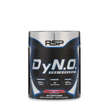 DyN.O.® - Fruit PunchFruit Punch   GNC
