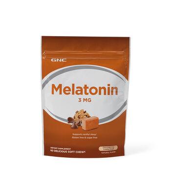 Melatonin 3 MG - Chocolate Chip Cookie Dough | GNC
