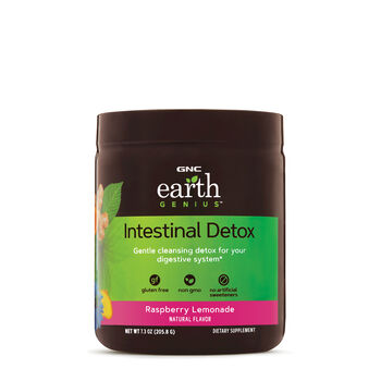 Intestinal Detox - Raspberry Lemonade (California Only)   GNC