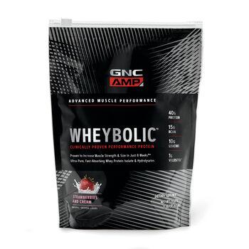 Wheybolic™ - Strawberries and CreamStrawberries and Cream | GNC
