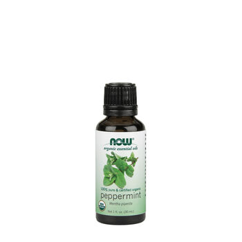 100% Pure & Certified Organic Peppermint | GNC