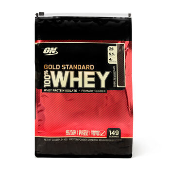 Gold Standard 100% Whey™ - Double Rich ChocolateDouble Rich Chocolate | GNC