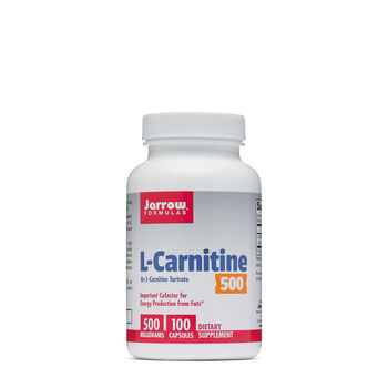 L-Carnitine 500 | GNC