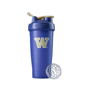 Collegiate Shaker Bottle - University of WashingtonUniversity of Washington | GNC