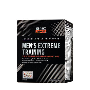 Men's Extreme Training | GNC