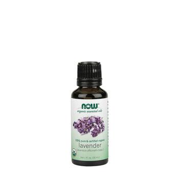 100% pure & certified organic lavender | GNC