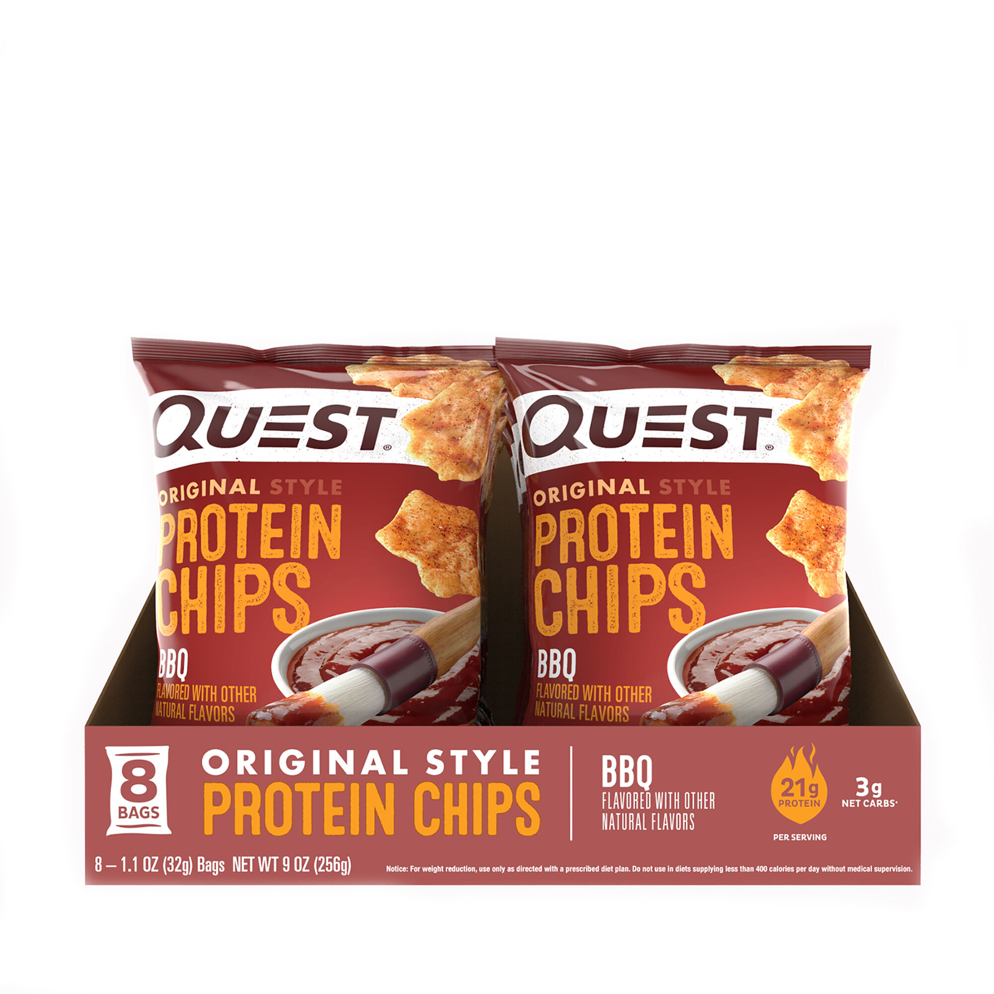 3-Pack Quest Nutrition Protein Chips