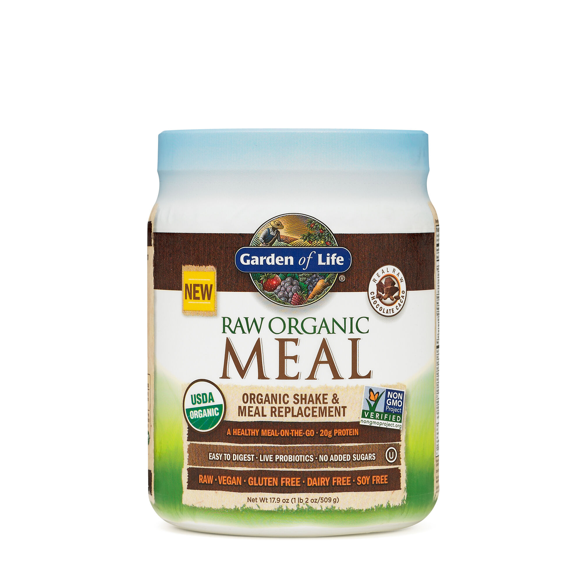 Garden Of Life® RAW Meal™   Chocolate | GNC