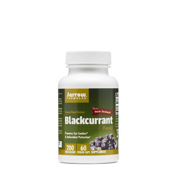 Blackcurrant (Cassis) 200 MILLIGRAMS | GNC