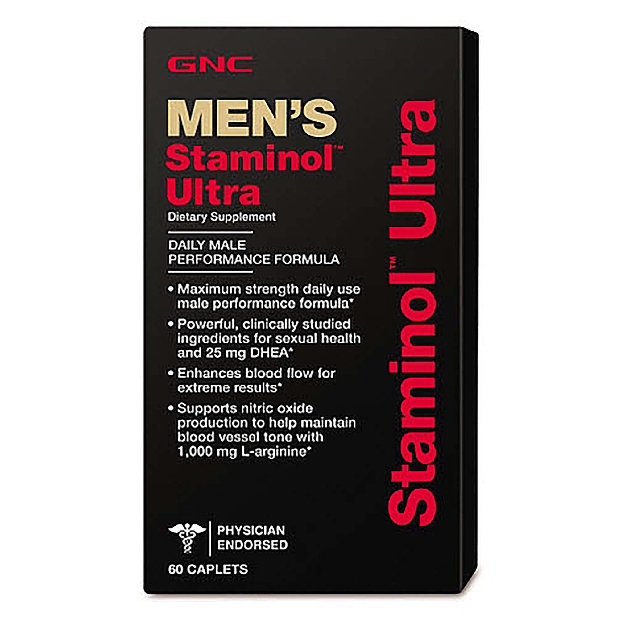 Gnc Men S Staminol Ultra Gnc