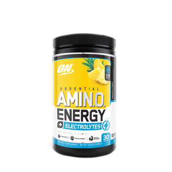 Essential AMIN.O. Energy + Electrolytes - Pineapple TwistPineapple Twist | GNC