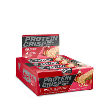 Protein Crips - Strawberry CrunchStrawberry Crunch | GNC