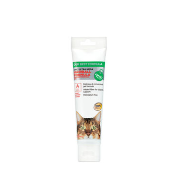 Ultra Mega Hairball Formula for All Cats - Chicken Flavor | GNC