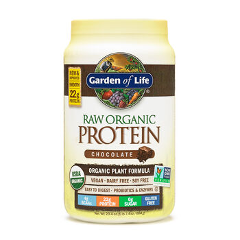 RAW Protein™ - Chocolate CacaoChocolate Cacao | GNC