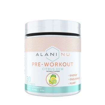 Pre-Workout - Citrus DewCitrus Dew | GNC