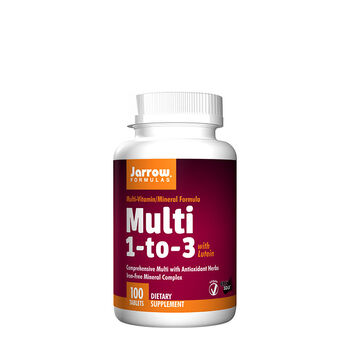 Multi 1-to-3 with Lutein | GNC
