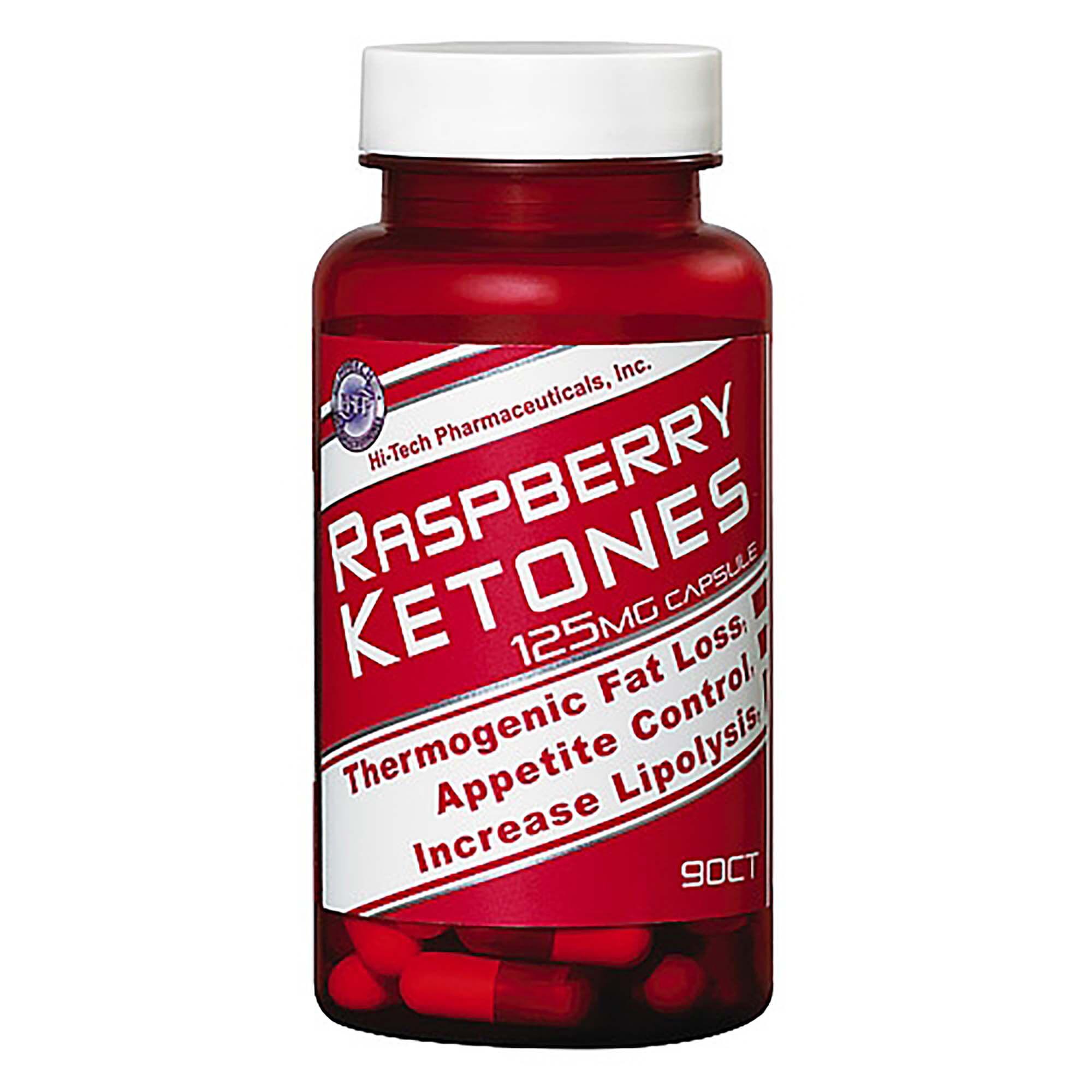 Hi Tech Pharmaceuticals Raspberry Ketones Gnc