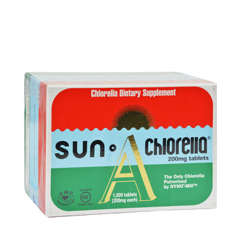 Dietary Chlorella Supplement A 200 mg. | GNC