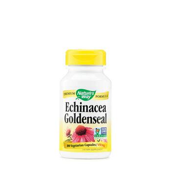 Echinacea & Goldenseal | GNC