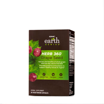 Herb 360™ Grape Seed | GNC