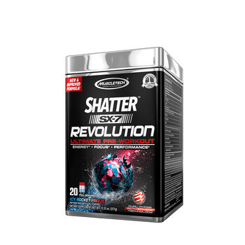 Shatter™ SX-7® Revolution - Icy Rocket FreezeIcy Rocket Freeze | GNC
