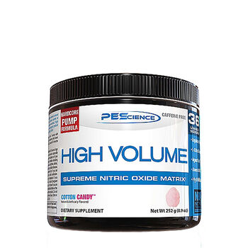 High Volume - Cotton CandyCotton Candy | GNC