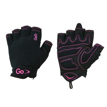 Women's Cross Training Glove - Pink and Black/MediumMedium | GNC