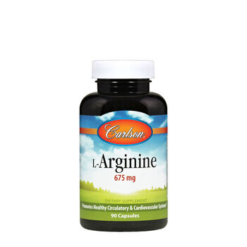L-Arginine 675 mg | GNC