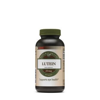 GNC Natural Brand™ Lutein 20mg | GNC | GNC