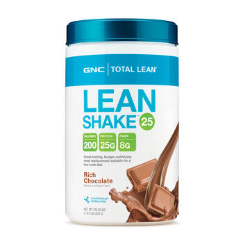 Get ready to learn more about GNC Lean Shakes and decide if these might be the right type of meal replacement and nutritional shake for your life. Nutritional Information *All information under this bolded heading is taken from the GNC Lean Shake in the flavor of Swiss Chocolate. The nutritional information in other flavors may differ slightly.