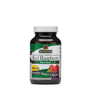 Red Raspberry 950mg | GNC