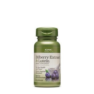bilberry gnc