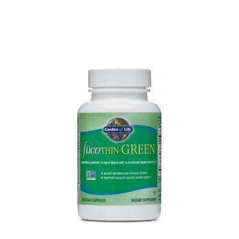 fücoTHIN GREEN® | GNC